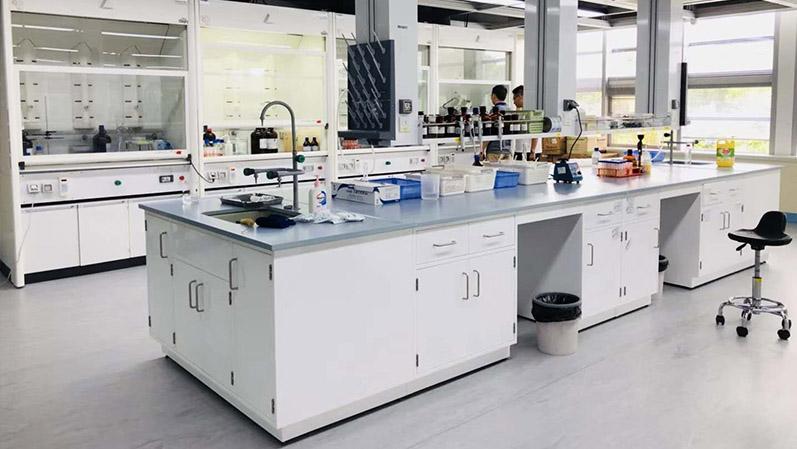 多乐士·中国 实验室设备项目